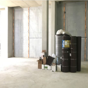 Delta Membranes chosen for Cemplas basement project
