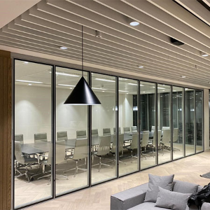 The G200 by London Wall is the chosen product for new office