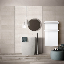 Haverland's stylish towel warmer, Hercules