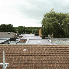 Polyroof chosen for Burton Green Primary School roof refurbishment
