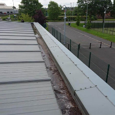 Polyroof chosen for primary school refurbishment