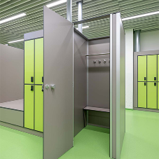 Active Sports V-Lockers from Kemmlit UK