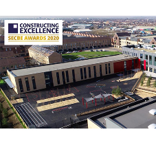 Bailey Streetscene collaborated on a Building Project of the Year 2020