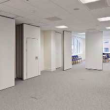 Acoustic partitions to help with COVID-19