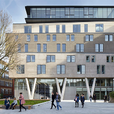 WilkinsonEyre makes Vandersanden the educated choice for Queen Mary University