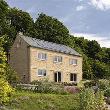 Knauf Insulation chosen for Preston Springs Passivhaus