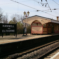 Vincent Timber products were chosen for the refurb of Hanwell Station