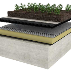 What are the benefits of using Root Barrier Protection in green roofs? [BLOG]