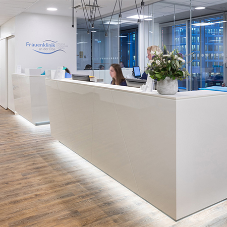 Altro Ensemble supports cosy ambience of day clinic
