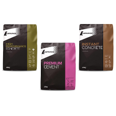 Lafarge cement packs a punch with trio of packed cement innovation