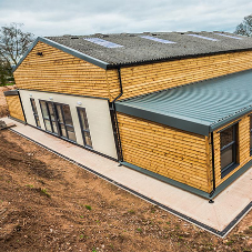 Kennelbuild chosen for luxury dog boarding facility