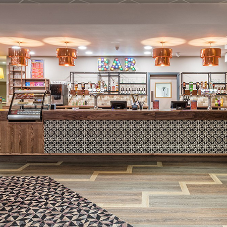 Altro Ensemble strikes a chic note at new bingo club
