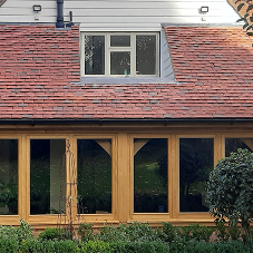 Tudor Roof Tiles launches a new range of old English peg tiles