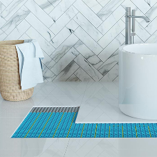 Your guide to electric underfloor heating mats