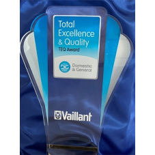 Vaillant Service wins award for second year running