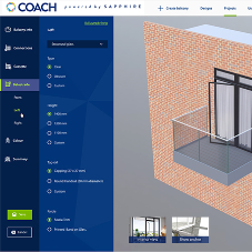 Introducing COACH – fast, simple & smooth balcony specification [BLOG]