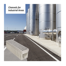 ULMA drainage channels for Industrial Areas. Why should we choose them?