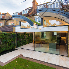 ACO Technologies help to deliver elegance through biophilic design in Wandsworth