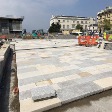 CEMEX ensures a speedy installation at Weston Super-Mare