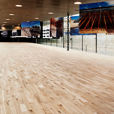 Junckers gains a sustainable wooden floors certification