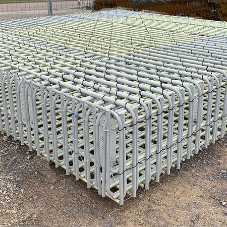 Schöck Combar reinforcement for Eurotunnel power delivery