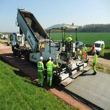 CEMEX ensure a durable solution for resurfacing areas in Cleveland