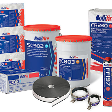 Firetherm's move to the Nullifire brand brings enhanced benefits in fire protection