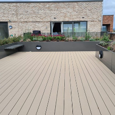 Alfresco Floors' fire rated solutions set to replace combustible flooring on balconies