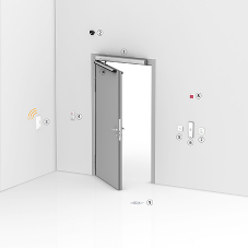 No touch toilet door kit aims to help reduce transmission of Covid-19