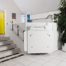 S6 and S7 stairlifts now available with Cibes Lift UK