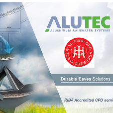Marley Alutec takes its Durable Eaves Solutions CPD seminars online