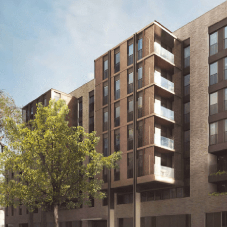 Newton takes on balcony waterproofing and fireproofing in new-build residential apartments