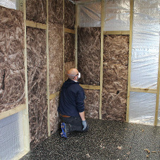 Fitness studio warms up thanks to Knauf Insulation