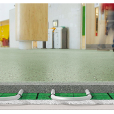 Isocrete Floor Screeds - delivering excellence underfoot for over half a century