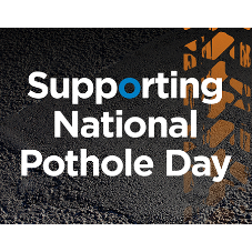 Supporting National Pothole Day 2021