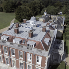 Kemper System help to refurbish Edwardian manor roof