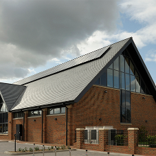 SSQ specified for St George's Church refurbishment project