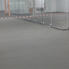 Hygienic flooring solutions for Heathrow catering company