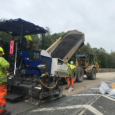 Aggregate Industries Completes UK's First Carbon Neutral Pavement Scheme