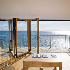 Design your Bi-Fold Doors Just the way you want them