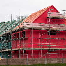 Wraptite and Roofshield chosen for Self Build Heroes latest project