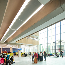 SageGlass helped Lambeth Civic Centre reach BREEAM 'Excellent'