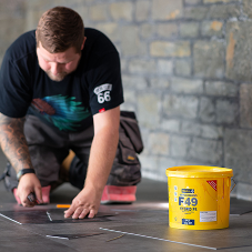 F. Ball products create unassailable flooring finish at Cardiff Castle