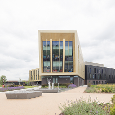 Smart Intelligent Facades for The University of Nottingham's Advanced Manufacturing Building