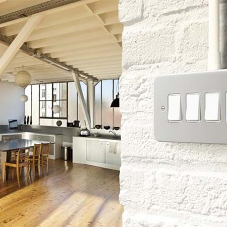 Hamilton's Metalclad wiring accessories make installation even easier