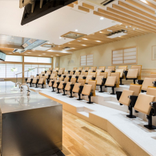 Shinjuki Culinary School supplied with new chairs by Ferco Seating