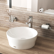 Specifying products for a hotel? Chrome vs stainless steel bathroom accessories [Blog]