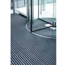 Jaymart's entrance matting specified for Aero Engine Controls