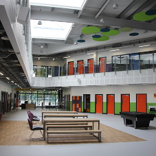 Stunning New North-West Youth Zone Reflects Well On GEC Range