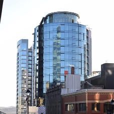 Pilkington glass helps create luxury accommodation for all seasons in Halifax, nova scotia